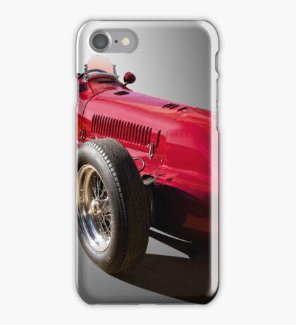 1939 Maserati 8CTF Race Car III iPhone Case/Skin