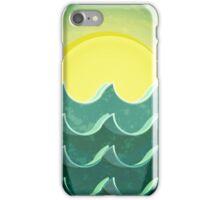Sun and Sea iPhone Case/Skin