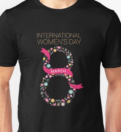 International women's day Unisex T-Shirt