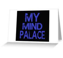 MY MIND PALACE Greeting Card