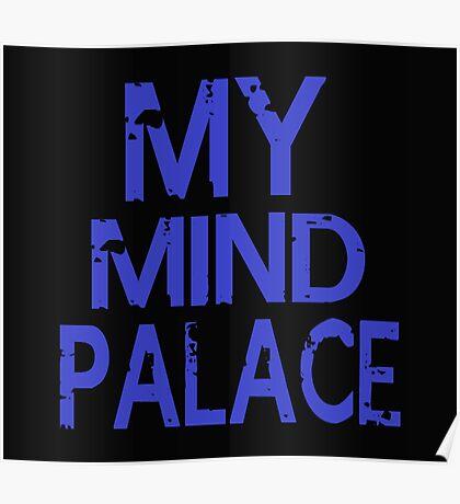 MY MIND PALACE Poster