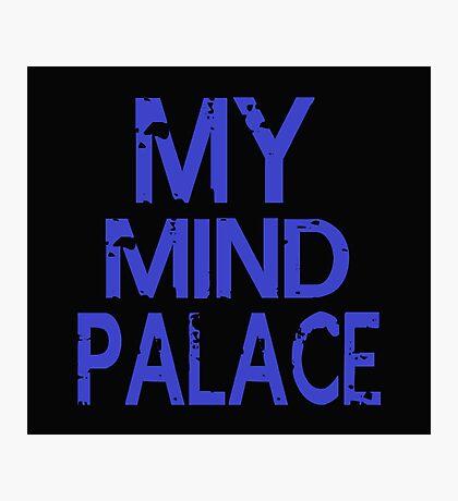 MY MIND PALACE Photographic Print