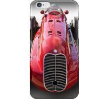 1939 Maserati 8CTF Race Car I iPhone Case/Skin