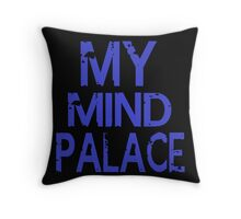 MY MIND PALACE Throw Pillow
