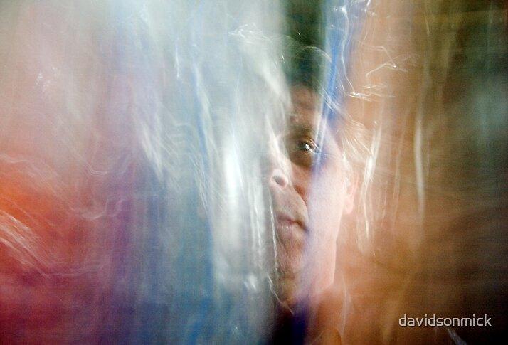 Self portrait 3 by davidsonmick