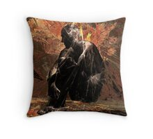 Renditioned Throw Pillow