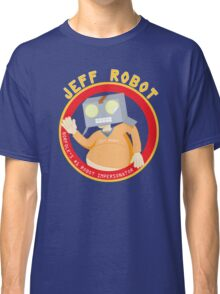 Jeff Robot Classic T-Shirt