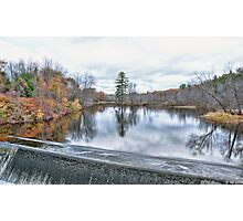 Splendid Reservoir Photographic Print