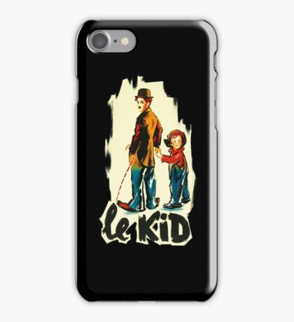 Le Kid iPhone Case/Skin