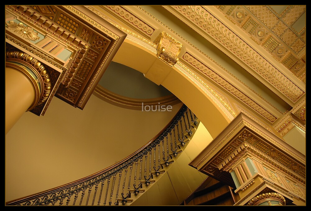 PARLIAMENT HOUSE, MELBOURNE by louise