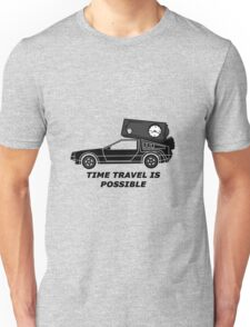 Time Travel is possible Unisex T-Shirt