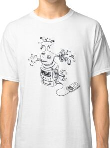 Machine has feelings too Classic T-Shirt