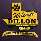 Welcome to Dillon by Kate H