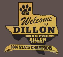Welcome to Dillon T-Shirt