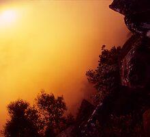 Sunrise in the Grampians by Marcel Lee