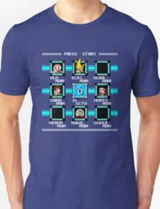 The [Sinister] Six Robot Masters T-Shirt