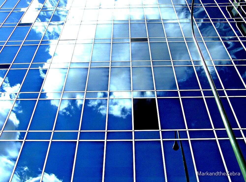 Clouds, Reflected by MarkandtheZebra