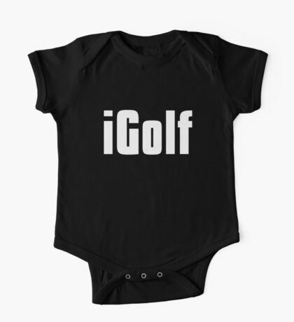 Funny Golfing T Shirt One Piece - Short Sleeve