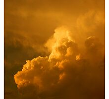 An Evening of Clouds: 5 of 5 by Sam Sneddon