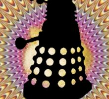 Dalek Trip Sticker