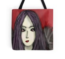 Angel Of Darkness Tote Bag
