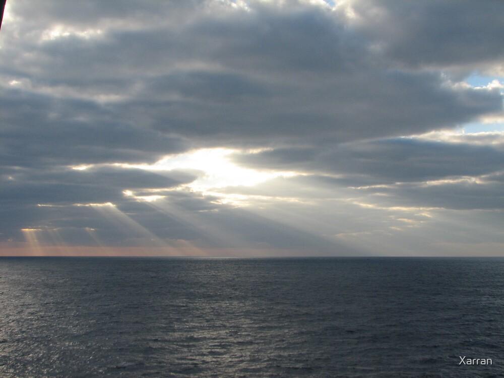 Heaven Above Sea by Xarran