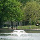 Crotona Lake NY by Xarran