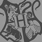 Hogwarts Crest by Kate H