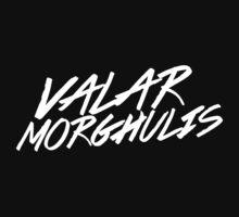 Valar Morghulis by Kate H