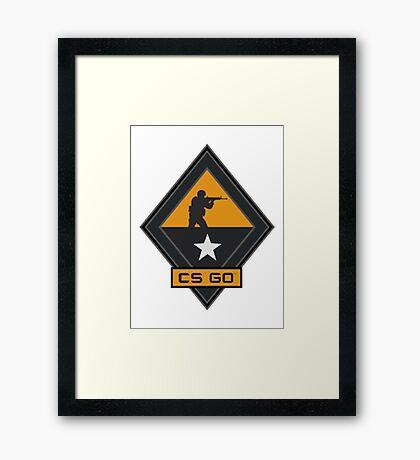 CS:GO - The Arms Deal 1 Framed Print