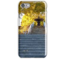 Stairs of Strathcona iPhone Case/Skin
