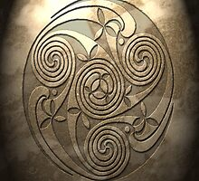 Shield Seal No.1 by quigonjim