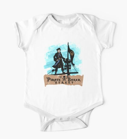 Pirate of the Baker Street One Piece - Short Sleeve
