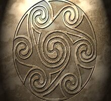 Shield Seal No.2 by quigonjim