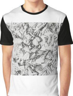 christmas tree detail   Graphic T-Shirt
