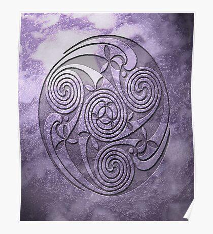 Shield Seal No.1a Poster
