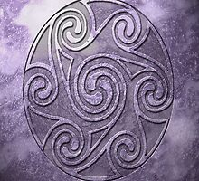 Shield Seal No.2a by quigonjim