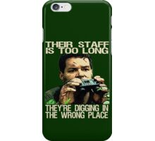Raiders of the Lost Battlestar iPhone Case/Skin