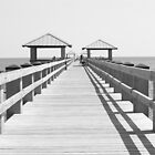 The Pier by eleganceinimagery