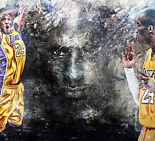 Kobe Bryant - BLACK MAMBA 24 by RhinoEdits