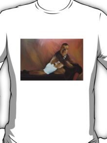 Chewbacca and the Timeless Art of Seduction T-Shirt