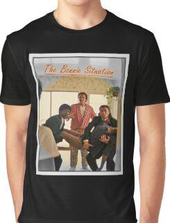 Pulp Fiction  'The Bonnie Situation' - John Travolta, Samuel L. Jackson, Quentin Tarantino Graphic T-Shirt