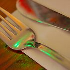 Knife and Fork. by maxxx