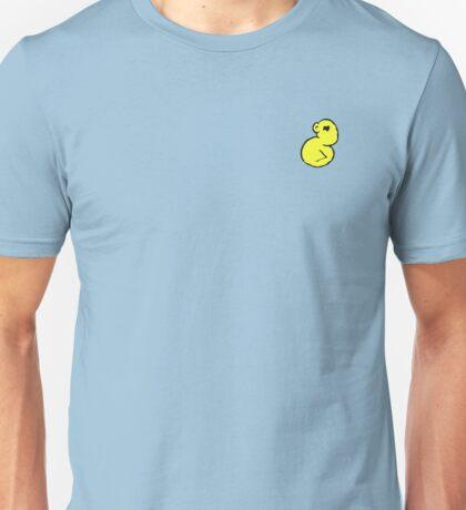 Annoyed duck  Unisex T-Shirt