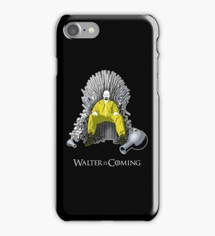 Breaking Bad - Walter is Coming iPhone Case/Skin