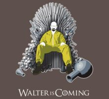 Breaking Bad - Walter is Coming Kids Clothes
