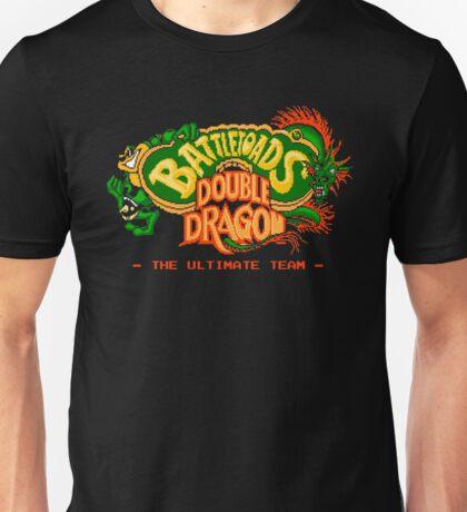 Battletoads  Double Dragon Unisex T-Shirt