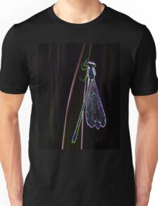 Dragonfly edit  Unisex T-Shirt