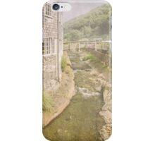 The Riverside, Boscastle iPhone Case/Skin