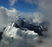 Stok Kangri Ridge by jchadwick
